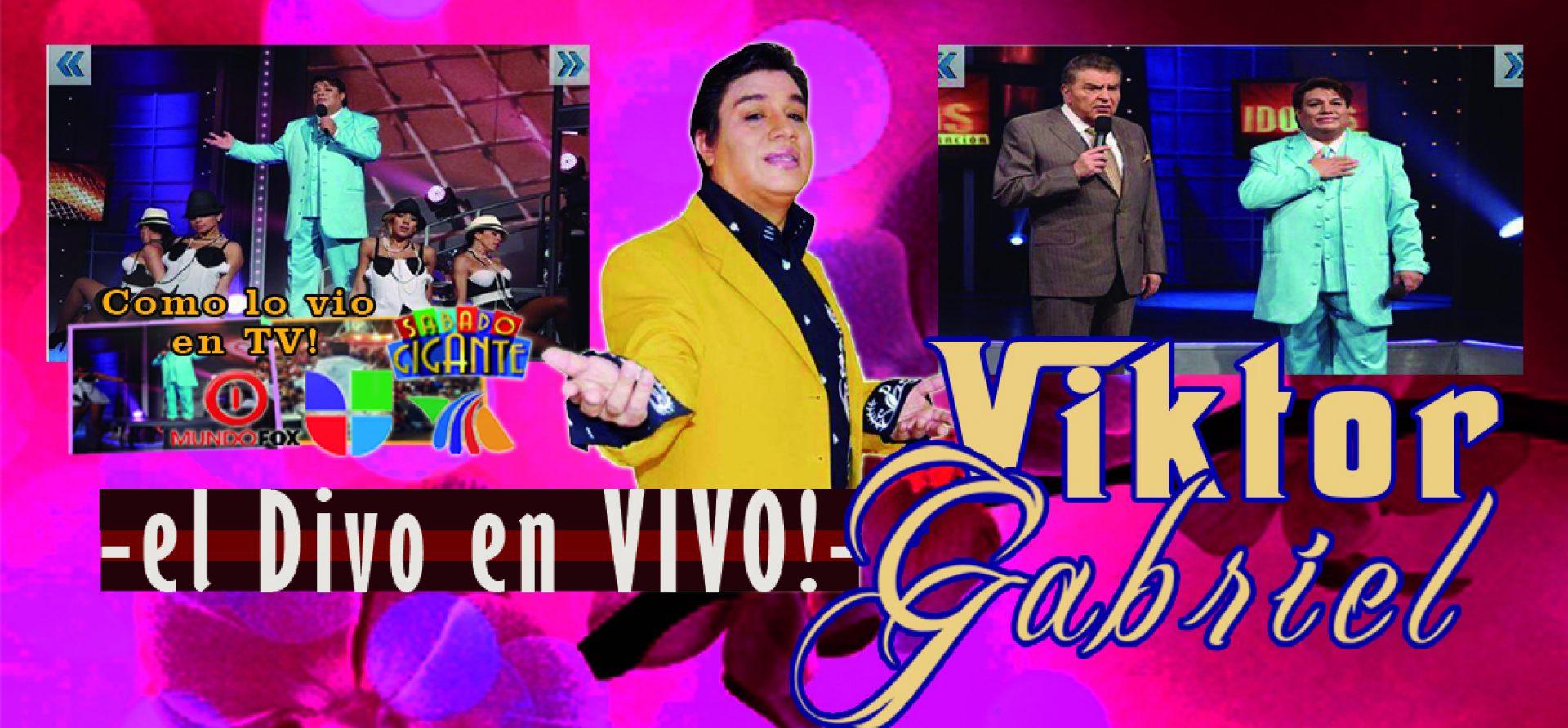 Pagina Oficial de Viktor Gabriel